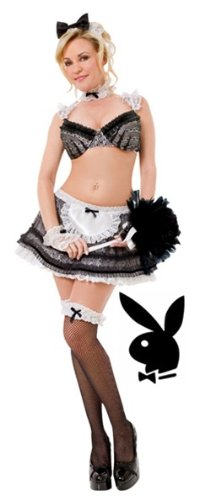 Playboy Exclusive French Maid Costume