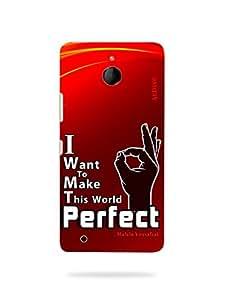 alDivo Premium Quality Printed Mobile Back Cover For Microsoft Lumia 850 / Microsoft Lumia 850 Printed Back Case Cover (MKD1018)