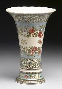 Cream Porcelain Vase