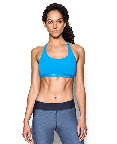 Under Armour Women's Mid Breathe, Water (464), Small
