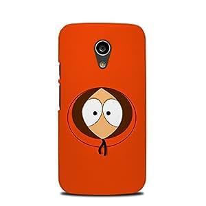 Nukkads 3D Designer Printed Back Cover for Motorola Moto G2