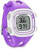 Garmin Forerunner 10 GPS Running Watch - Violet/White, Small