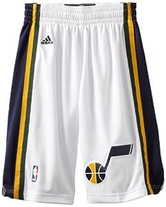 Utah Jazz Revolution 30 Swingman Shorts by adidas
