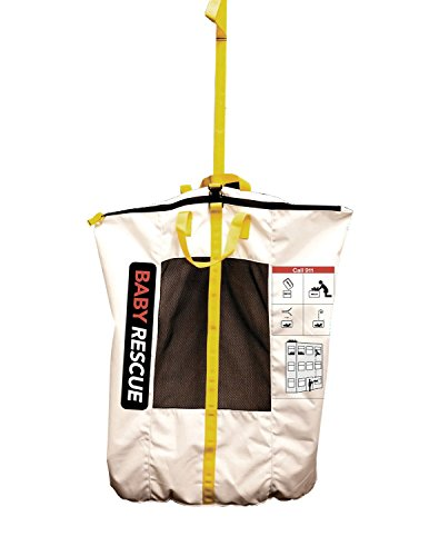 Baby Rescue Emergency Rapid Evacuation Device - White