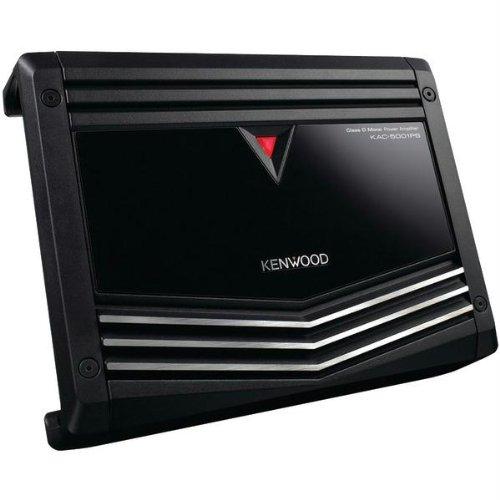 Kenwood Kac-5001Ps 1,000-Watt Class D Mono Power Amplifier With Lpf (Kac-5001Ps) -