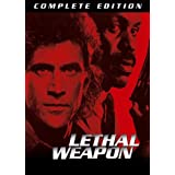 "Lethal Weapon 1-4 - Complete Edition (Box Set / 8  DVDs,  Kinoversionen und Director's Cut)von ""Mel Gibson"""