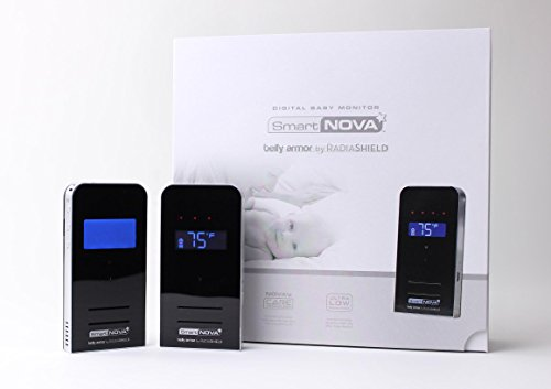 Belly Armor SmartNOVA Baby Monitor - Black - 1