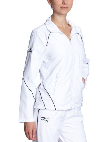 ERKE DTB - Giacca da donna, Bianco (bianco/nero), XXS