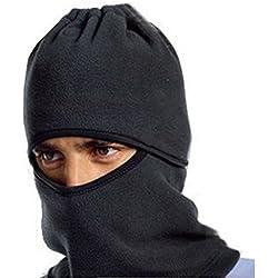 Frbelle® Pasamontaña Máscara Bandana Calentador Protector de Cabeza Cara Cuello Oído Naríz Contra Frío Viento Polvo para Ciclismo Motociclismo Esquí CS Airsoft Paintball Modelo 4