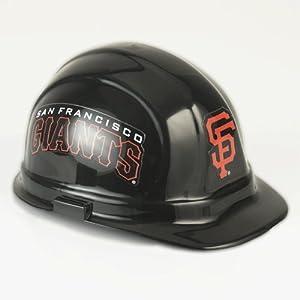 San Francisco Giants Hard Hat by Hall of Fame Memorabilia