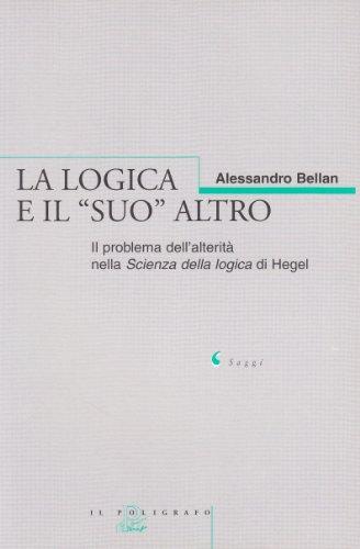 Scienza della logica - Vol 1