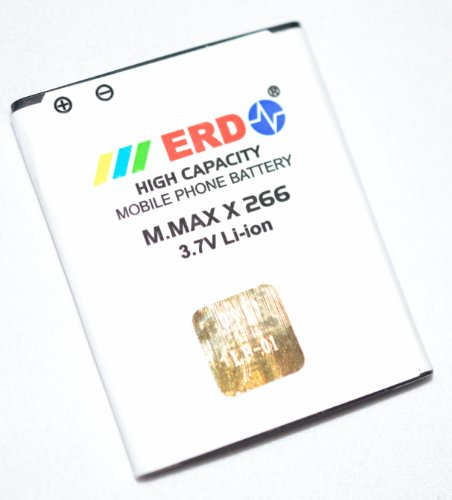 ERD Micromax Compatible Battery M.MAX X266 - Micromax X266