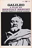 Galileo (An Evergreen black cat book) (0394171128) by Brecht, Bertolt