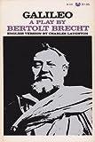 Galileo (An Evergreen black cat book) (0394171128) by Brecht, Bertolt