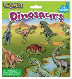 Dinosaurs Imaginetics Small - 1