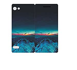 Techno Gadgets Back Cover for Oppo Neo 7