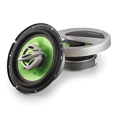 Treefrog TF-652 Paar Auto-Lautsprecher 600W froschgrün von Treefrog - Reifen Onlineshop