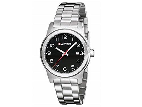 Wenger reloj hombre Field Color 01.0441.145