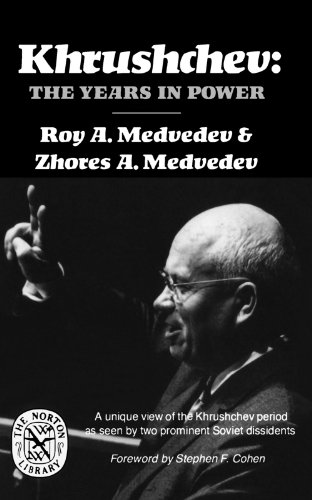 Khrushchev: The Years in Power (Norton Library (Paperback))
