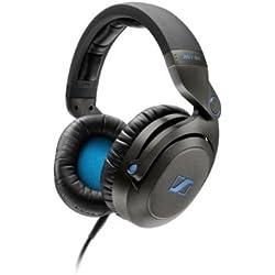 Sennheiser Electronic HD7 DJ Over-Ear 3.5mm Wired DJ Headphones (Black)