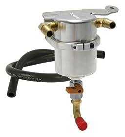 Moroso 85485 Air/Oil Separator for Mustang 5.0