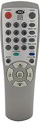 Sharp Plus SAMSUNG 258B CRT TV Remote (SP) (Off-white)