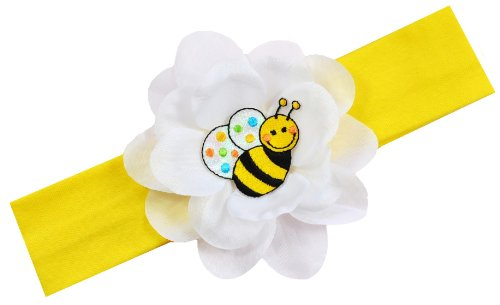 Bumble Bee Baby Headband