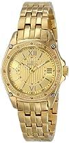 Invicta Womens 16324 8220ANGEL Diamond-Accented 18k Gold