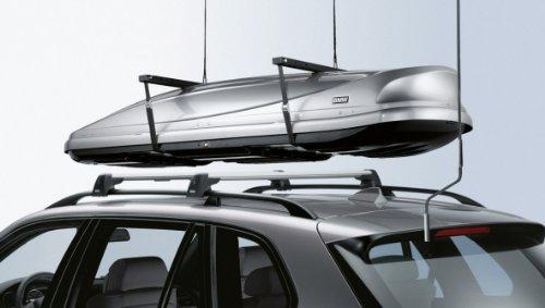Universal-Lift und Adapter für Dachboxen