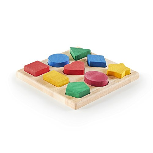 Guidecraft Shape and Color Sorter G6703