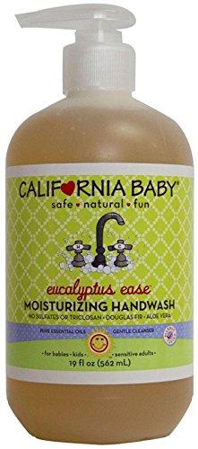 California Baby Wash Up! Moisturizing Handwas - Eucalyptus Ease - 19 oz