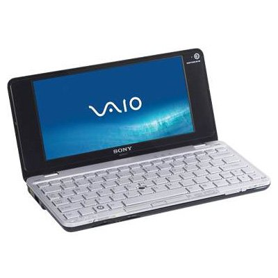 Sony VGN-P698E/Q Vaio Lifestyle PC, Onyx Black
