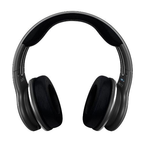 SMS Audio SYNC by 50 Cent Black/Silverの写真02。おしゃれなヘッドホンをおすすめ-HEADMAN(ヘッドマン)-