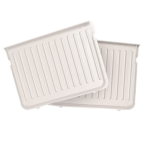 George foreman grp1001bp 6 serving removable plate grill - George foreman replacement grill plates ...