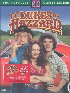 The Dukes of Hazzard: The Complete Second Season by Warner Home Video