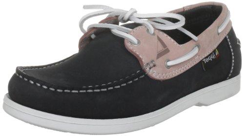 TOGGI Women's Capri Marine/Pink Mules Flats Deck Shoe 6 UK, 40 EU