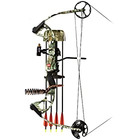 PSE® Stinger? Left Hand Field - Ready Bow