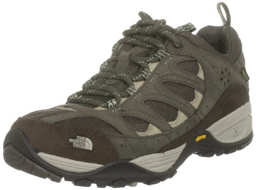The North Face Women's Sable GTX XCR Shroom brown/ fossil Ivory Hiking Shoe T0ALRH54J 7 UK