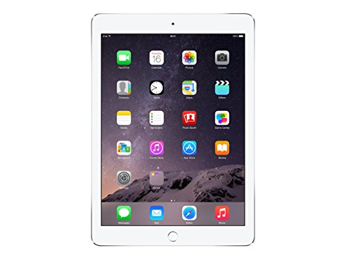 Apple MGKM2LL/A iPad Air 2, 9.7-Inch Retina Display, 64GB, Wi-Fi (Silver) US Version (Ipad Air 2 64 Gig compare prices)