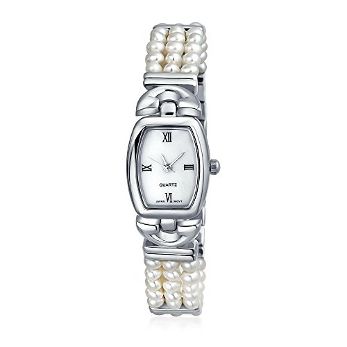 bling-jewelry-3-row-freshwater-cultured-pearl-bridal-watch-steel-back