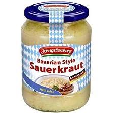 buy Hengstenberg Bav Sauerkraut/Wine 12X 24.3Oz