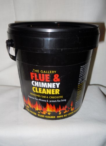 the gallery, flue and chimney cleaner 750g tub