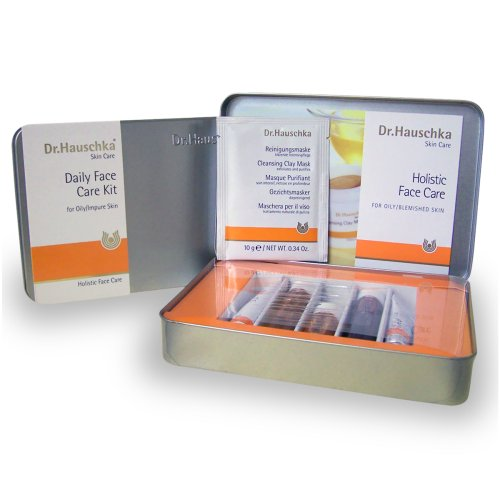 Dr. Hauschka Daily Face Care Kit, Oily/Impure