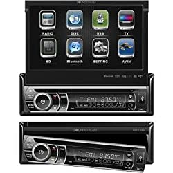 See Soundstream VIR7832BI 7 Touch Bluetooth iPod Ready Details