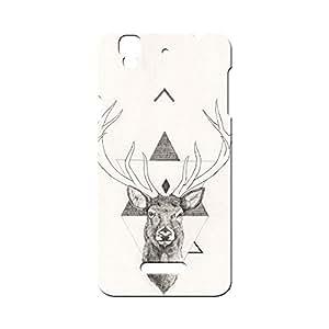 BLUEDIO Designer Printed Back case cover for Micromax Yu Yureka - G2376