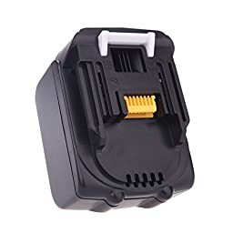 Constructan(TM) 14.4V Li-ion Rechargeable Power Tool Battery for Makita Replacement BL1430 194066-1 194065-3 JT6226 LGG1230 LGG1430 MET1821