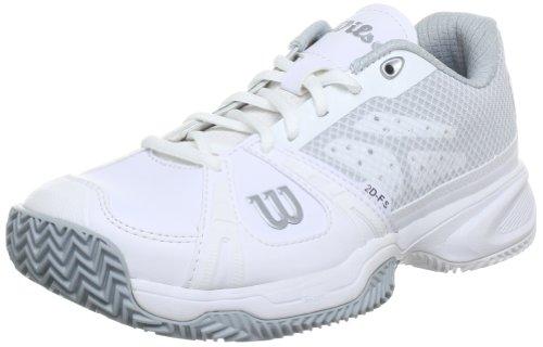 Wilson Rush CC WRS317220E035 Damen Tennisschuhe