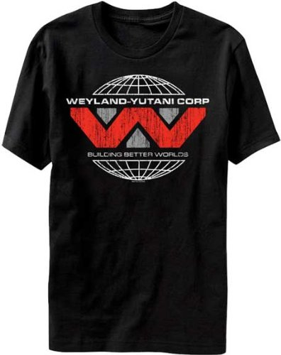 Aliens - Weyland Yutani Corp T-shirt