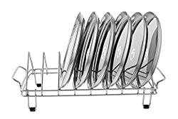Sai Home Appliances Stainless Steel Plate Stand (Utensil Rack)
