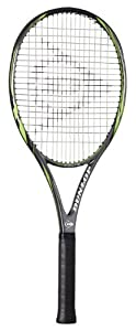 Click here to buy Dunlop Sports Biomimetic 400 Tour Tennis Racquet (3 8 Grip) by Dunlop Sports.